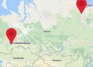 Russia: aereo precipita in Siberia, nessun morto, 16 feriti