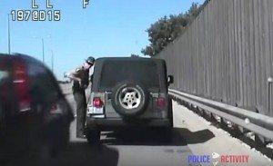 YOUTUBE Donna ubriaca investe poliziotto: condannata a 13 anni