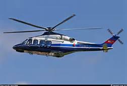 Un AgustaWestland AW139