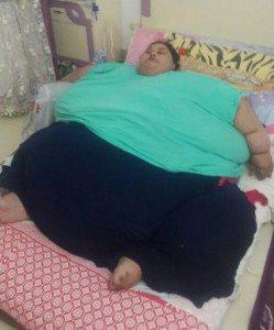 Donna egiziana di 500 kg sarà operata a Mumbai. Ma nessuno la vuole portare lì