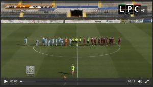 AlbinoLeffe-Padova Sportube: streaming diretta live, ecco come vedere la partita