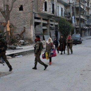 Aleppo torna ai siriani: truppe di Assad hanno ripreso la città vecchia