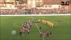 Alessandria-Pro Piacenza Sportube: streaming diretta live, ecco come vedere la partita