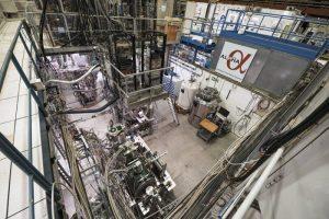 Antimateria, ecco il primo identikit di un atomo di antidrogeno dal Cern