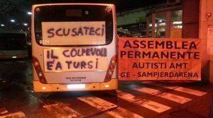 Genova bloccata da sciopero autisti. La sblocca Toti scavalcando sindaco rosso Doria