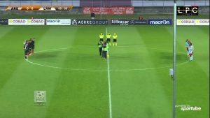 Arezzo-Carrarese Sportube: streaming diretta live, ecco come vedere la partita