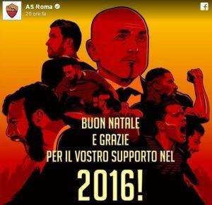 Roma, Francesco Totti escluso dagli auguri di Natale: i tifosi si infuriano