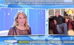 """Barbara D'Urso rimette in riga il paparazzo: """"Qui comando io"""" VIDEO"""