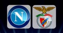 Benfica-Napoli diretta live. Formazioni ufficiali dalle 20