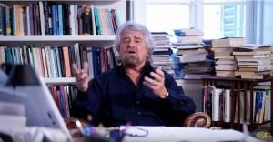 Beppe Grillo delira di energia e futuro, ecco il programma del futuro Governo M5s
