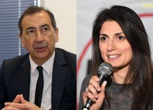 Magistratura silura Sala e Raggi. Corruzione il sindaco d'Italia