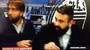 YOUTUBE Bomba stadio Besiktas: la reazione in diretta tv