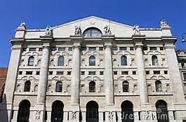 La Borsa di Milano