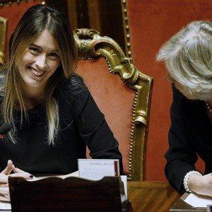 """Maria Elena Boschi, Giancarlo Aneri: """"Ho comprato per lei una pagina su Libero"""""""