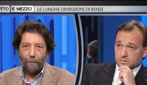 """YOUTUBE Massimo Cacciari: """"Anche un handicappato capirebbe"""". E i disabili si inc..."""