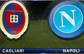 Cagliari-Napoli streaming e diretta tv, dove vederla