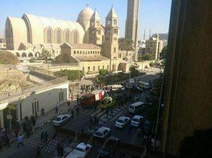 Attentato al Cairo: esplosione vicino cattedrale San Marco, almeno 20 morti