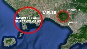 Campi Flegrei, segni di risveglio: vulcano più grande d'Europa preoccupa i ricercatori