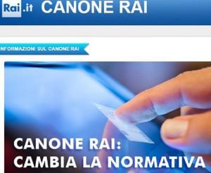 Canone Rai: se non hai tv domanda entro 31 gennaio. Ma è meglio 20 dicembre...