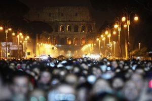 Concertone, Almaviva...maledizione continua su Roma