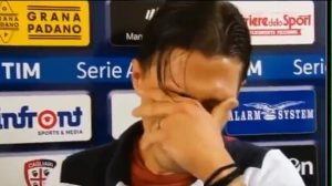 """Fabio Pisacane premiato dal Guardian: """"calciatore dell'anno 2016"""""""