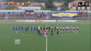 Carrarese-Giana Erminio Sportube: streaming diretta live, ecco come vedere la partita