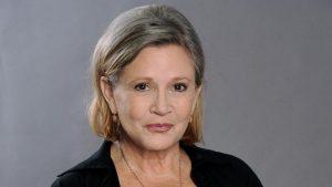 Carrie Fisher è morta: addio alla Principessa Leila di Star Wars