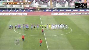 Catania-Andria Sportube: streaming diretta live, ecco come vedere la partita