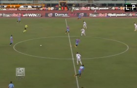 Catania-Monopoli 4-1: highlights Sportube su Blitz