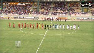Catanzaro-Fondi Sportube: streaming diretta live, ecco come vedere la partita