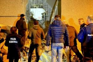Assalto al caveau di Sicurtransport a Catanzaro: ladri fuggono con 8 milioni