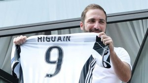 Juventus-Atalanta probabili formazioni: Higuain in attacco