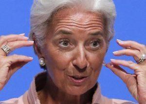 Fmi, Christine Lagarde condannata: aiutò Bernard Tapie, danneggiò Francia