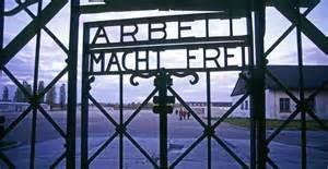 Il cancello di Dachau