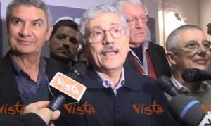 """YOUTUBE Referendum, D'Alema: """"Unico media veritiero è stata la Rete"""""""