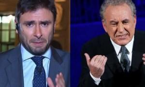 """Michele Santoro: """"Di Battista figlio di un fascista. Io invece..."""""""