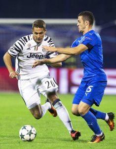 Juventus-Roma, parziale rientro in gruppo per Pjaca