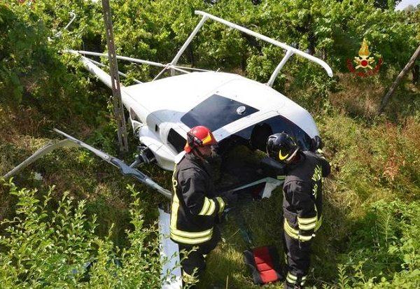 Ultraleggero precipita a Musile di Piave: muore pilota