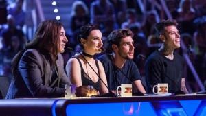 X Factor 10, Loomy eliminato. Scintille tra Manuel Agnelli e Arisa