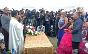 YOUTUBE Messico: Rubi Igarra Garcia fa 15 anni, invito su Facebook e alla festa...