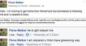 Facebook le salva la vita: uomo la approccia, lei aggiorna status e...