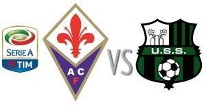 Fiorentina-Sassuolo diretta live. Formazioni ufficiali dalle 18