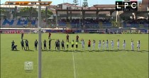 Fondi-Francavilla 1-1: highlights Sportube con Blitz