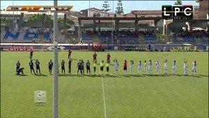 Fondi-Francavilla Sportube: streaming diretta live, ecco come vedere la partita