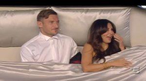 YOUTUBE Francesco Totti e Sabrina Ferilli a letto, striptease ad House Party e lui...
