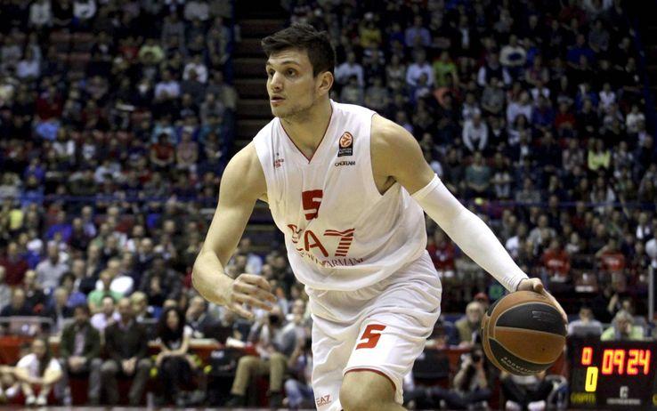 Basket, Alessandro Gentile saluta Olimpia. Choc a Milano