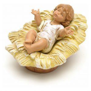Ruba Gesù bambino da un presepe. Vale 2700 dollari.. arrestata