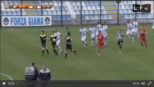 Giana Erminio-Pontedera Sportube: streaming diretta live, ecco come vederla