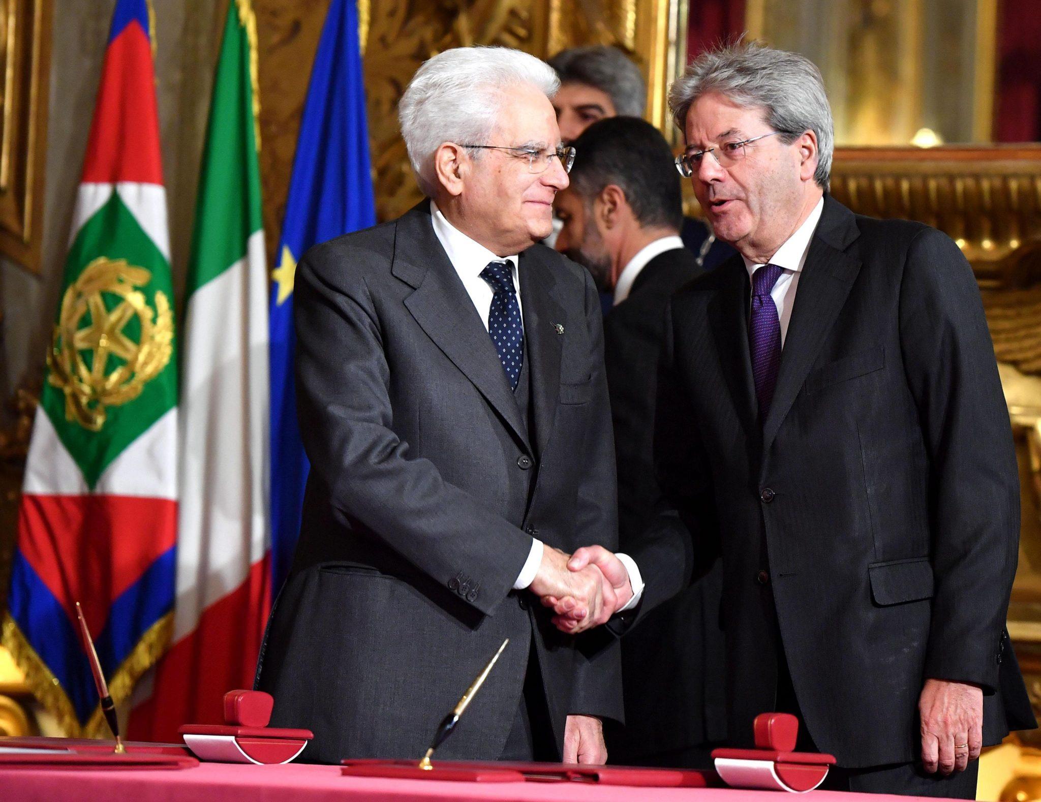 Governo Gentiloni. Camera, voto fiducia dalle ore 18.45