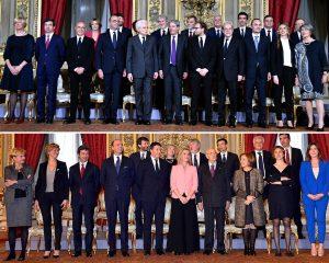 Governo Gentiloni: nuovi ministri, chi esce, chi cambia